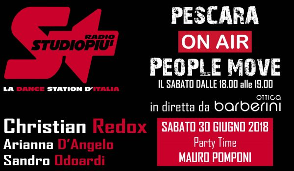People Move-live da pescara